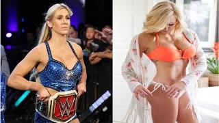 WWE DIVA CHARLOTTE HOT COMPILATION PHOTOSHOOT