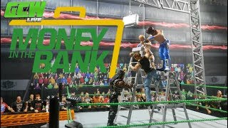 GCW Money in the Bank 17 FULL SHOW   WWE Figures