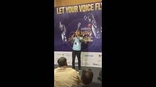 Sapno Se Bhare Naina | Live Performance For Colors
