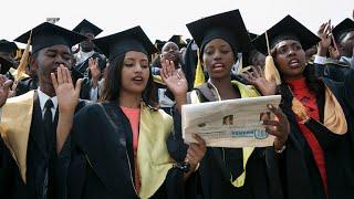 UNIVERSITY OF RWANDA GRADUATES 8,500