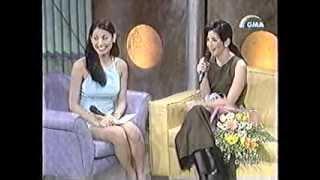 Regine Velasquez Startalk R2K Promotion
