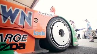 Mad Mike checks out the Mazda 787B