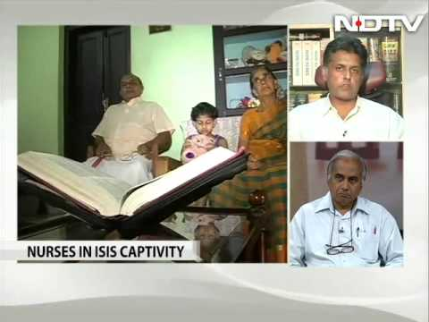 Indian nurses in ISIS captivity - are government's options limited?