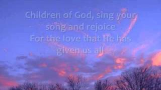 Third Day - Children of God - with Lyrics