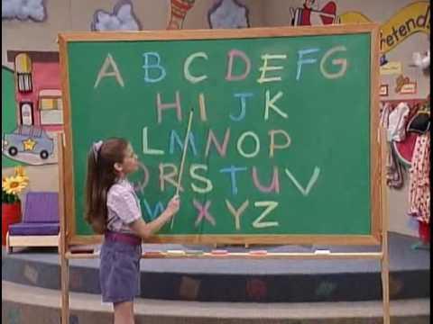 Agora eu sei o ABC Barney de A a Z dublado