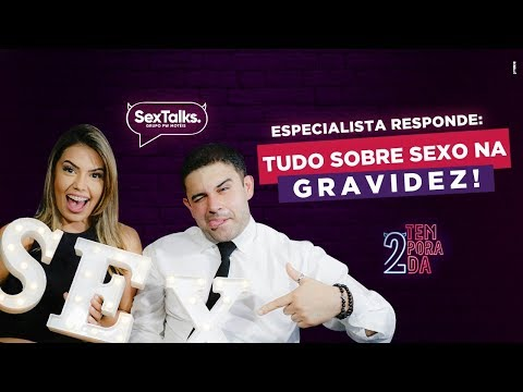 Xxx Mp4 SEXTALKS 24 SEXO NA GRAVIDEZ Pode Ou Não Pode 3gp Sex