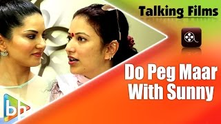 Hot Actress Sunny Leone Has Worked Really Hard For Do Peg Maar Says Jasmine Moses D'Souza