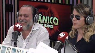 Caio Fábio no programa Pânico, da Rádio Jovem Pan FM.