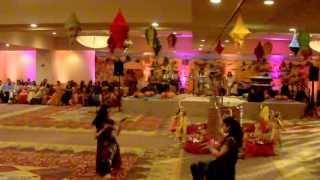 Aaja Nachle Dance Performance at Wedding Sangeet
