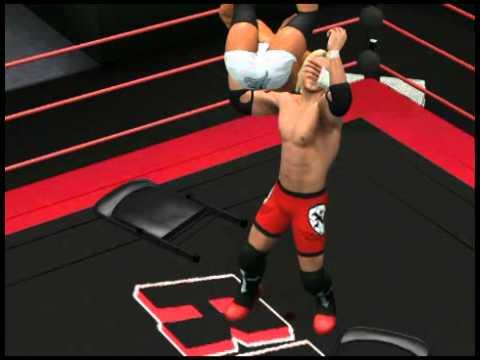 WWE '12 X-Angel CAW