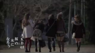 【MV full】 桜の木になろう / AKB48 [公式]