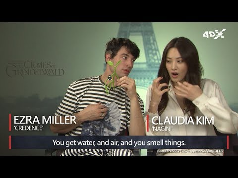 Xxx Mp4 Fantastic Beasts The Crimes Of Grindelwald In 4DX Ezra Miller Claudia Kim 3gp Sex