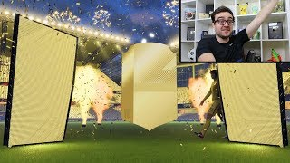 WALKOUT IN THE FIRST PACK!!! Huge Fifa 18 Pack Opening