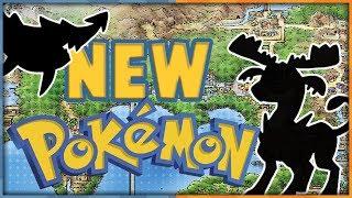 4 NEW POKEMON DISCOVERED! Unreleased New Pokemon Revealed! Pokemon Let's Go Pikachu New Pokemon??