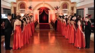Angel's Choreography Ashley Perez Masquerade Theme at the Naples Beach Resort