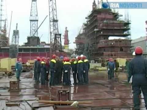 El portaaviones Ruso Almirante Gorshkov será Todopoderoso en la India