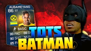 TOTS AUBAMAYENG: FASTEST PLAYER IN FIFA! FIFA 15 ULTIMATE TEAM