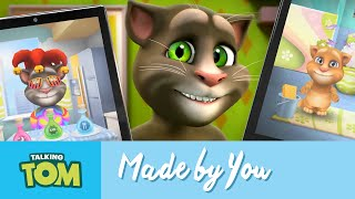 Videos YOU've Created 5 - Talking Tom's Fun Moments
