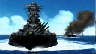 Part 1: Battleship Yamato at The Battle of Leyte Gulf - 10/25/1944
