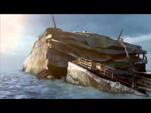 TITANIC COMO ELE REALMENTE ESTA.