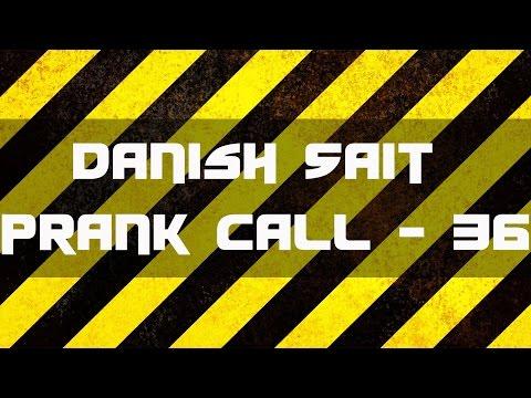 Punjabi Aunty - Danish Sait Prank Call 36