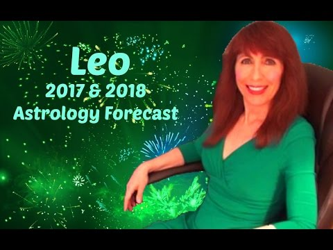 Leo 2017 Astrology Forecast Your Star is Rising