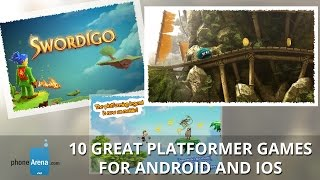 10 great platformer games for Android and iOS
