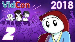 Intense Animation Squad Panel: VidCon 2018 Recap PART 2