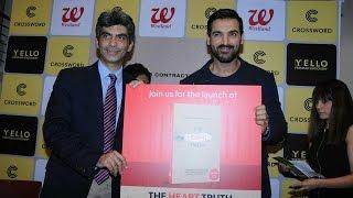 UNCUT - The Heart Truth Book Launch | John Abraham, Dr. Aashish