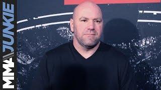 Dana White full post-UFC Fight Night 123 interview