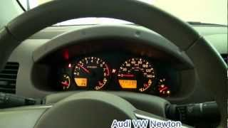 2008 Nissan Frontier 4.0 SE V6 Crew Cab Pick-Up