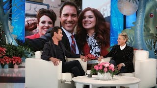 Eric McCormack on Living a Double Life Between