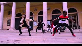 Distruction Boyz - Omunye ft Benny Maverick & Dladla Mshunqisi Black Panther (Official Dance video )
