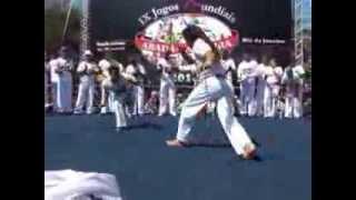 IX Jogos Mundiais ABADÁ-Capoeira - 2013 - finais categoria A