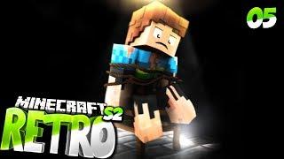 GEGEN DIE ZEIT: SCHAFF ICH ES?! • Minecraft RETRO S2 #05 | Minecraft Roleplay • Deutsch | HD