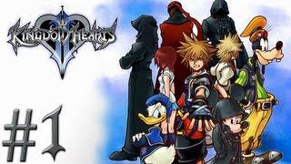 Kingdom Hearts 2 Walkthrough - Part 1 - Twilight Town
