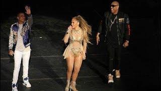 Jennifer Lopez - Ni Tu Ni Yo (Feat. Gente de Zona) -En Vivo-