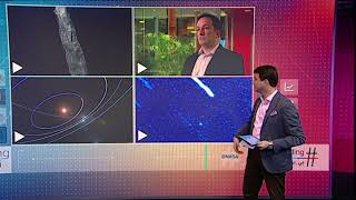 بي_بي_سي_ترندينغ | كويكب جديد ضيف على مجموعتنا الشمسية #عالم_الفضاء