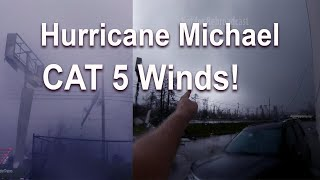 New Video Hurricane Michael Catastrophic Winds of the Eyewall