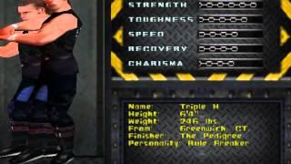 WWF Warzone N64 Wrestler Biographies
