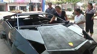 Tidak Bisa Memiliki Lamborghini? Buatlah sendiri!
