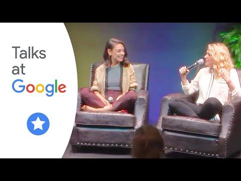 Mila Kunis & Kate McKinnon The Spy Who Dumped Me Talks at Google