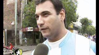 Independiente vs Racing / El Aguante Internacional / Parte 1