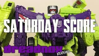 Saturday Score 12.26.2015 Holiday Haul Star Wars Joker DC Icons Transformers Devastator