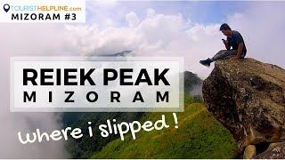 Aizawl to Reiek Peak : Day 3&4 : Mizoram Trip (North-Indian Family Trek from Tourist Resort Reiek)