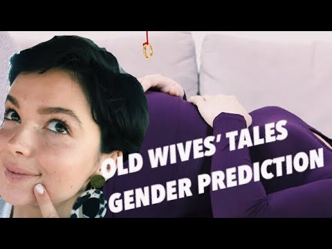 Xxx Mp4 Quot GENDER REVEAL Quot Through Old Wives' Tales With My Weird Family Bekah Martinez 3gp Sex