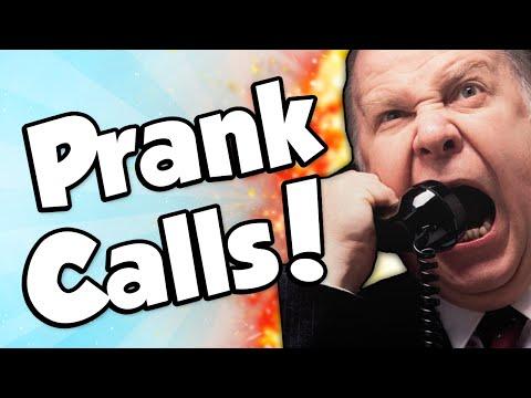 PRANK CALLS GONE WRONG Funny Prank Calls