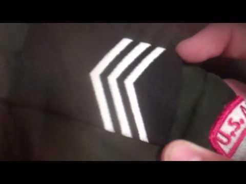 How to wear your Army JROTC class A, Class B, and ACU Uniform