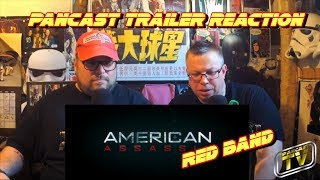 AMERICAN ASSASIN - RED BAND TRAILER - REACTION