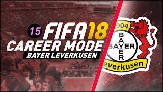 FIFA 18 Bayer Leverkusen Career Mode S2 Ep15 - UNBELIEVEABLE FLICKED SKILL FINISH!